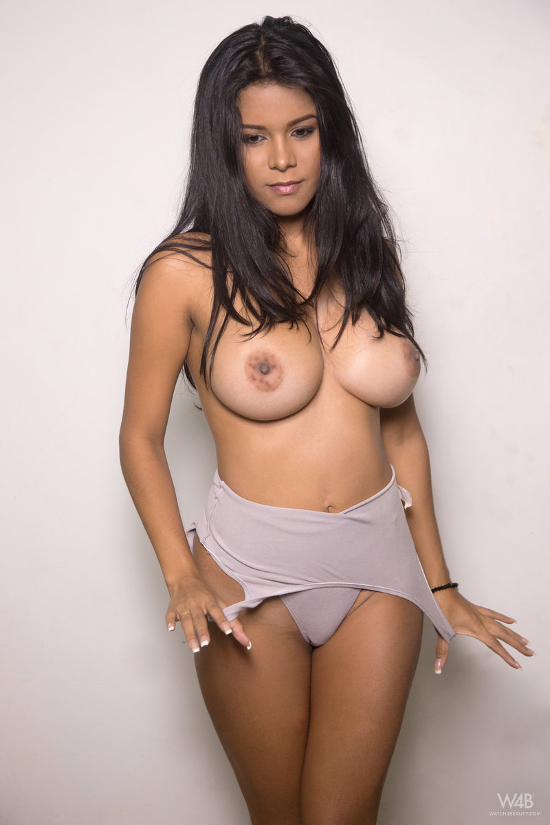Chocolate drop nipples big tittie wife getting the ld