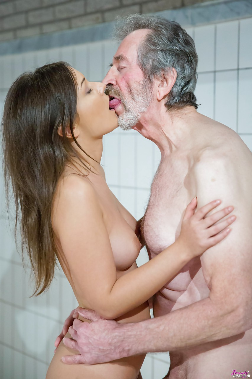 Horny Old Man Young Girl