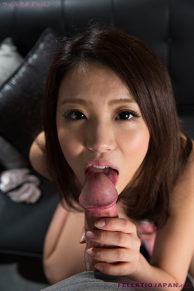 Japanese blowjob pov