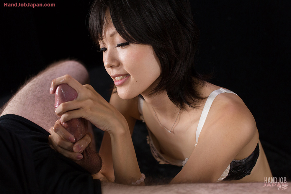 nude girl licks her hand