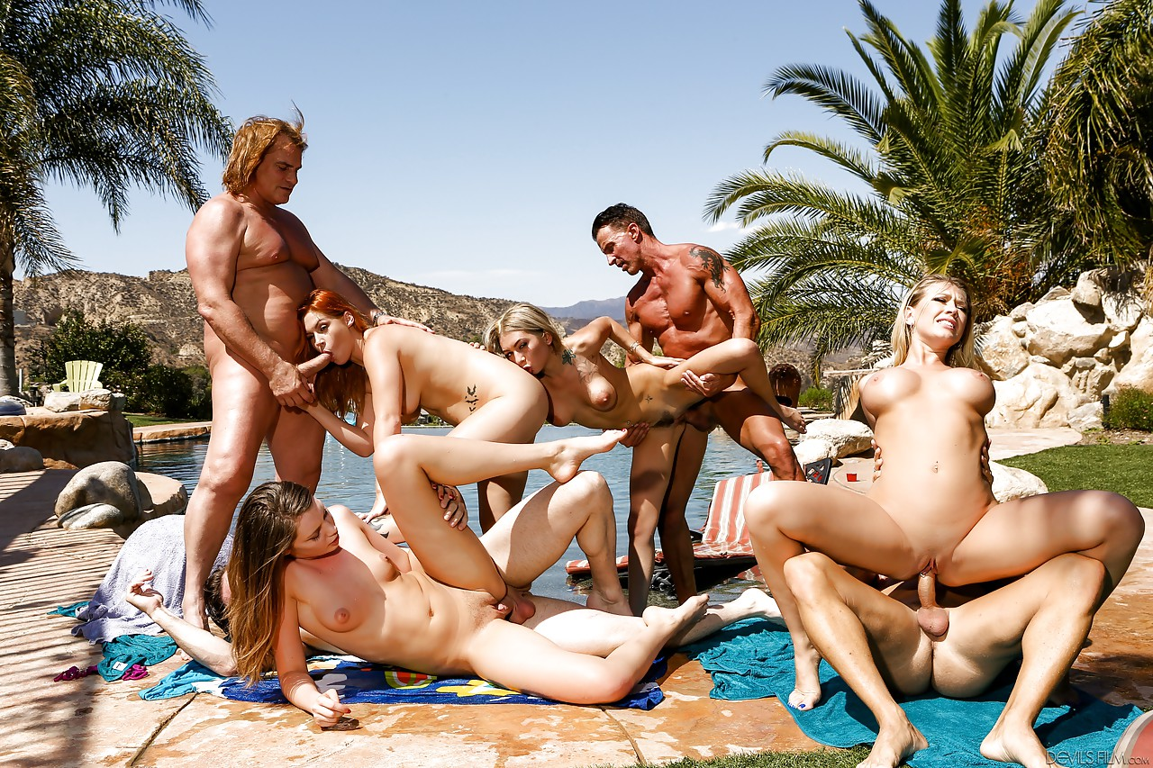 Hot!!!!!!!!!!! beach orgy party rack