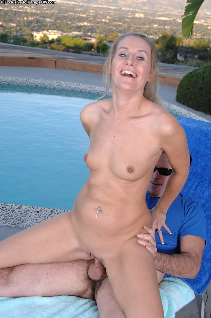 Cougar Fucked Pool