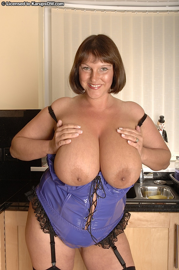 Bbw giant tits nude galleries