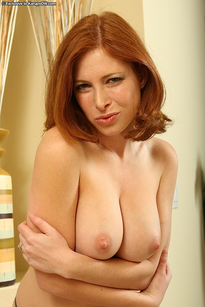 mature topless red heads
