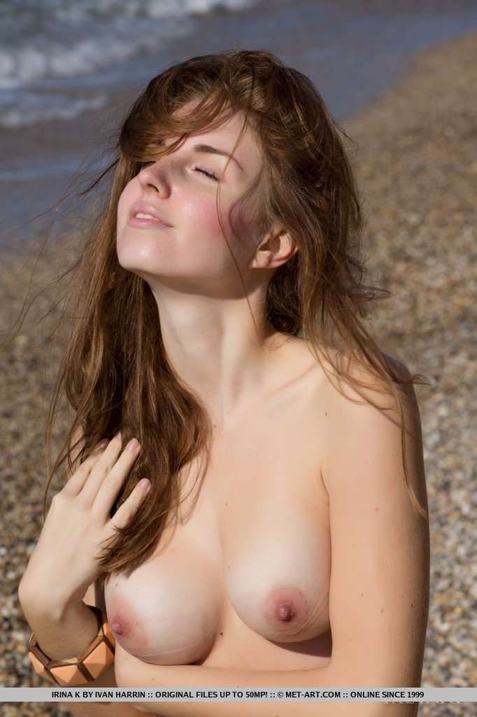 Big beach nipples