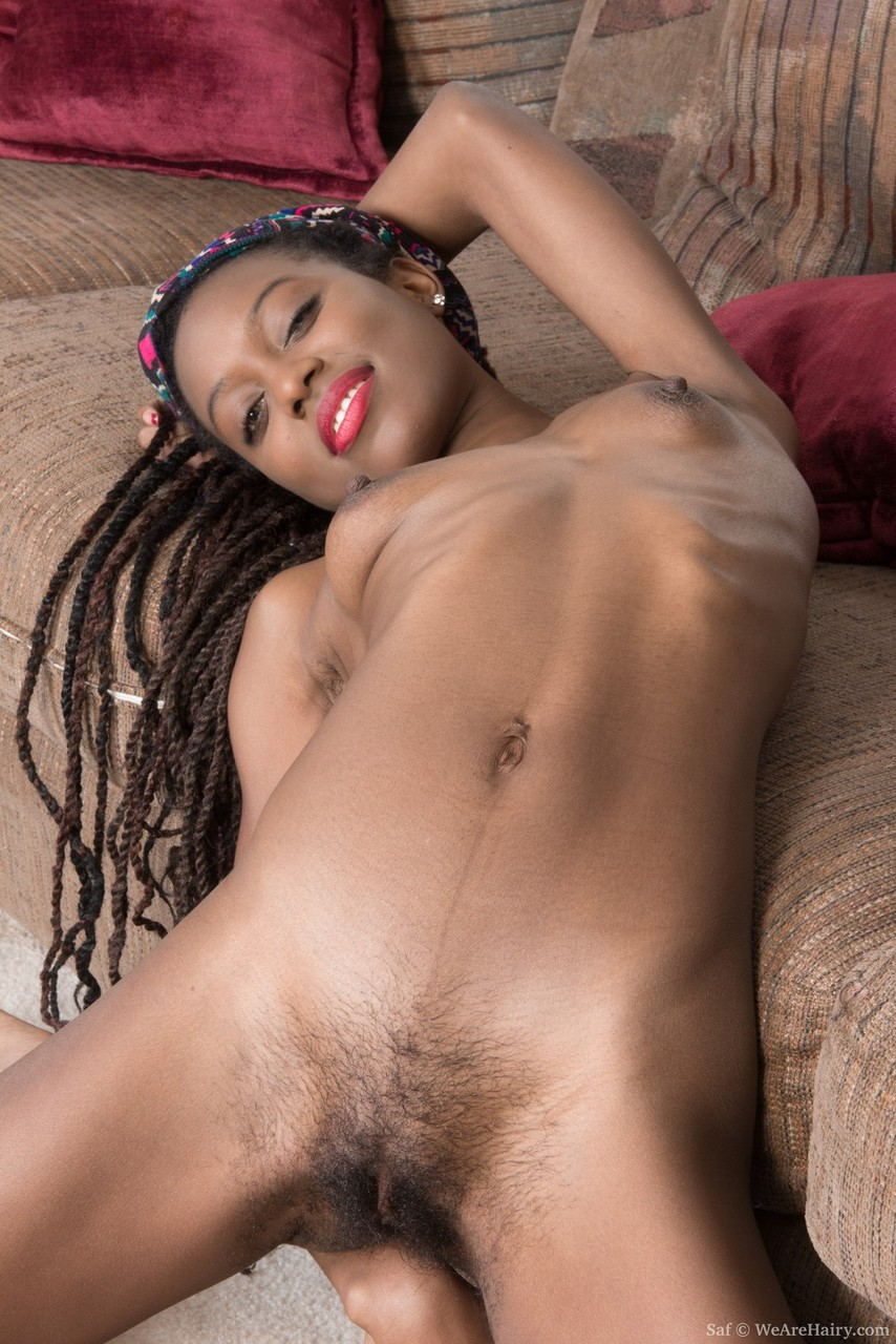 skinny nude black models