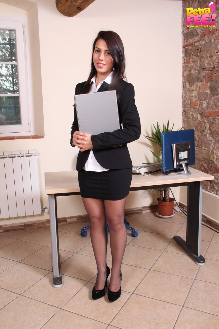 Jevon recommend best of clothed secretary hot fully