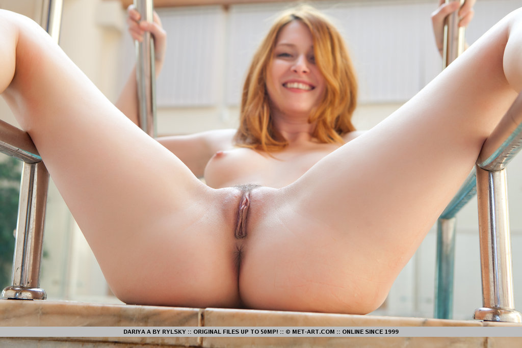 redhead naked high res