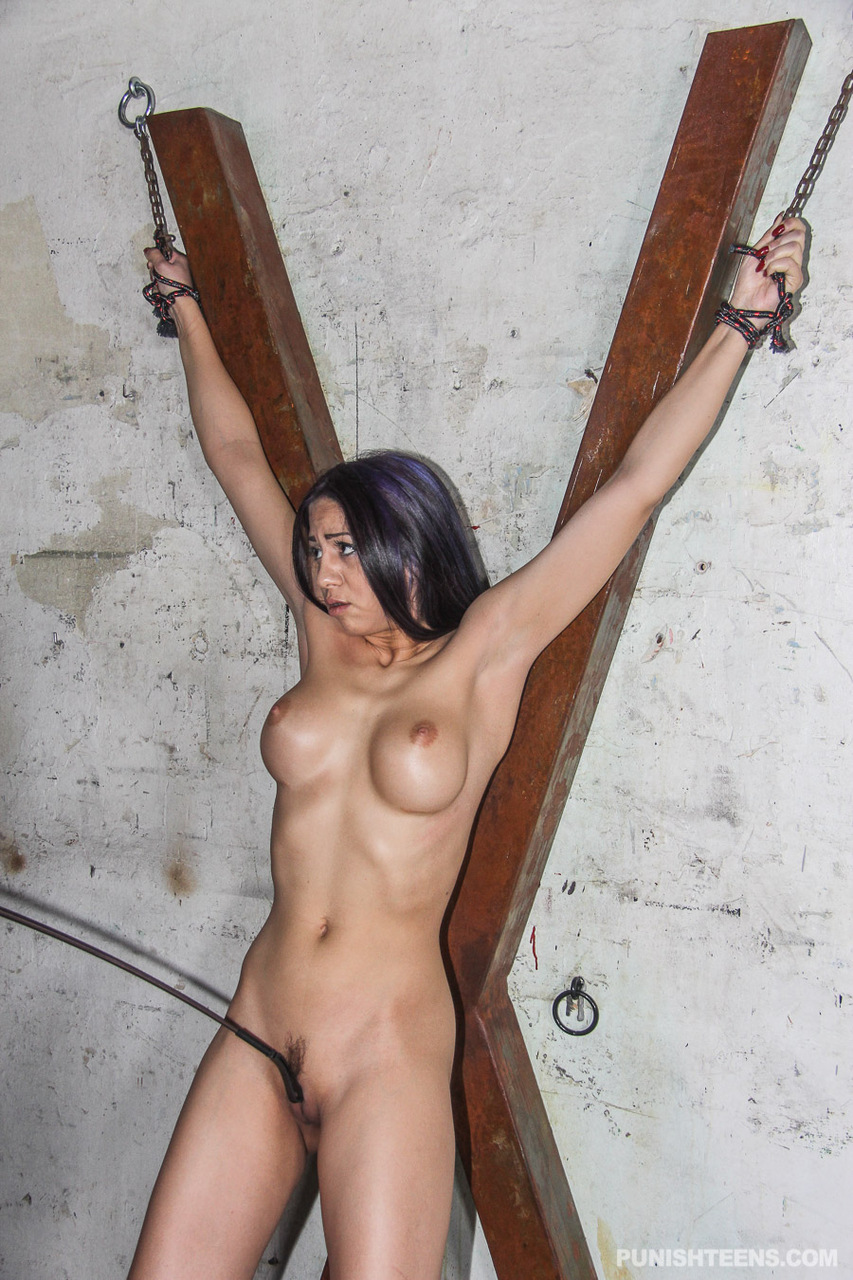 Naked mexican women bondage really. happens