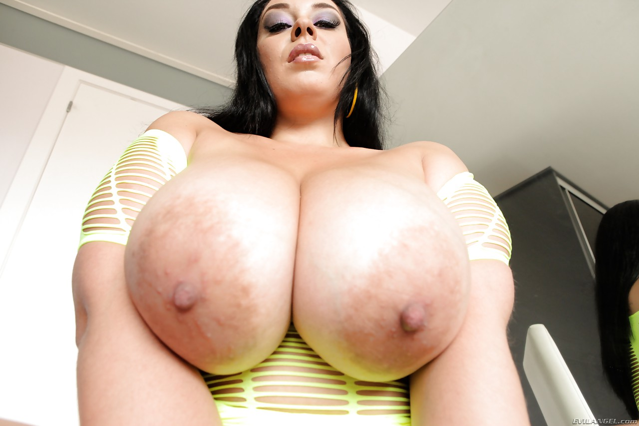 mature fatty anastasia lux with massive tits rides & deepthroats