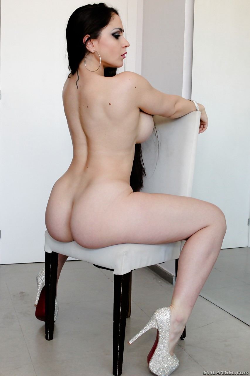 Photos asses beautiful naked of round