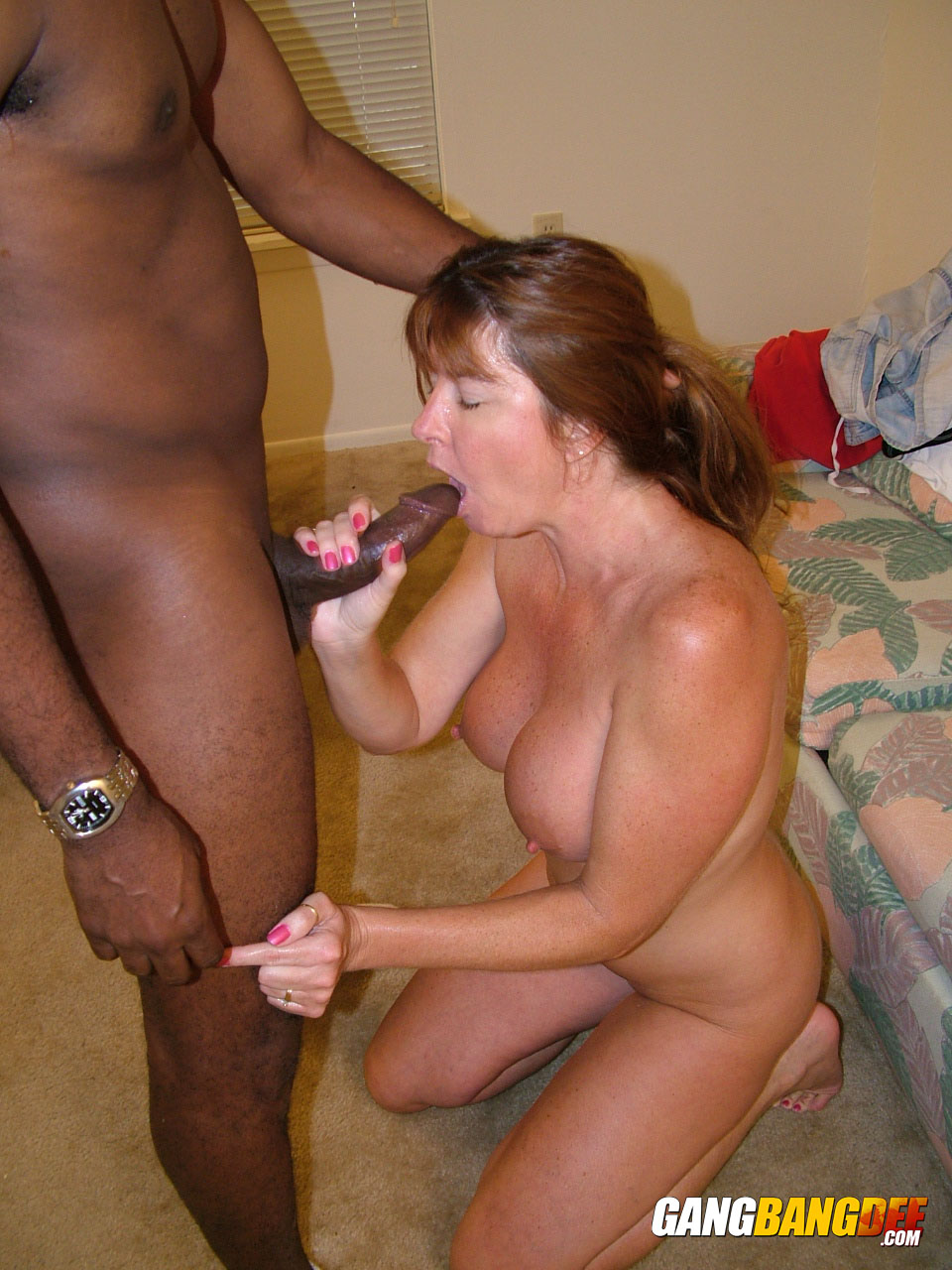Mature Amateur Homemade Anal