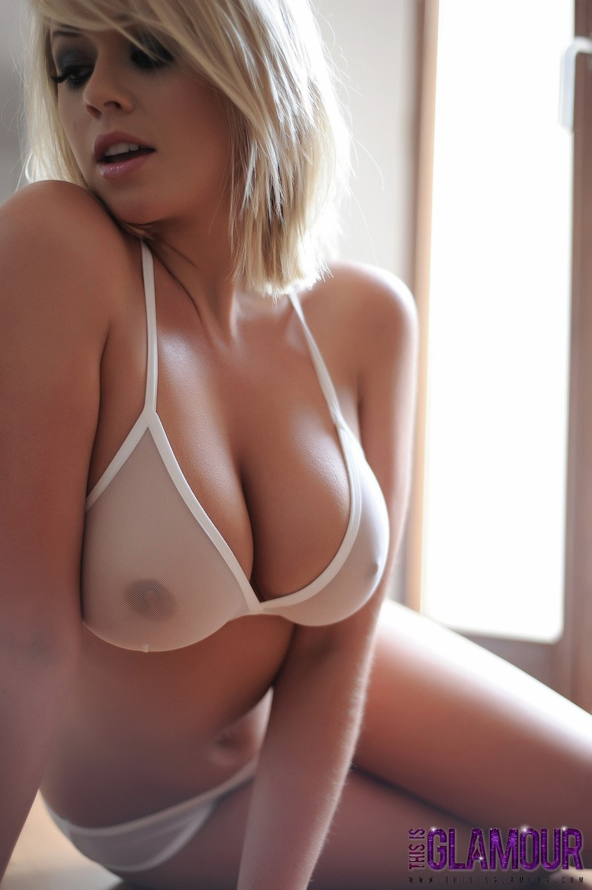 See through bra galleries