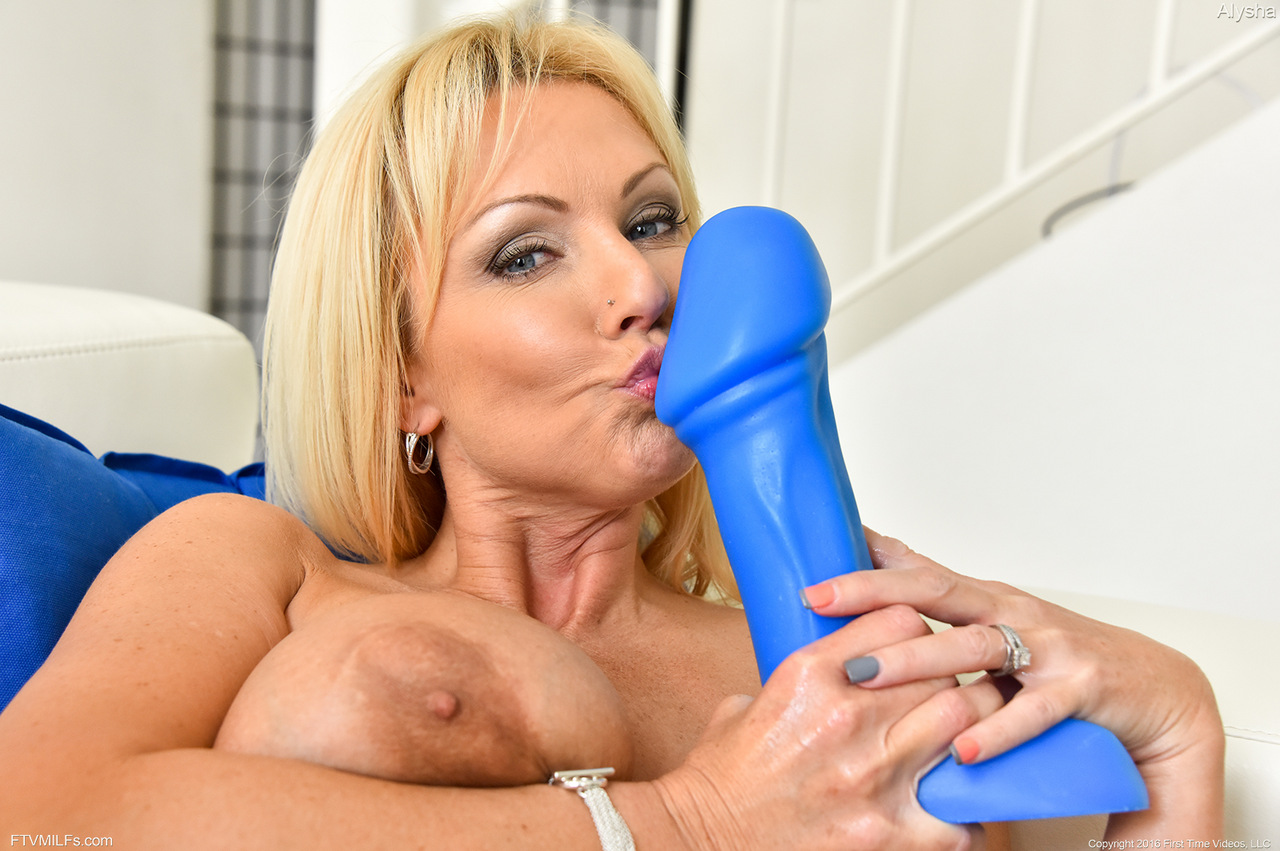 Milfs with huge toys