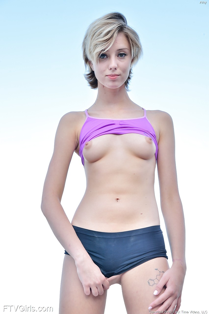 Slim Women With Small Tits