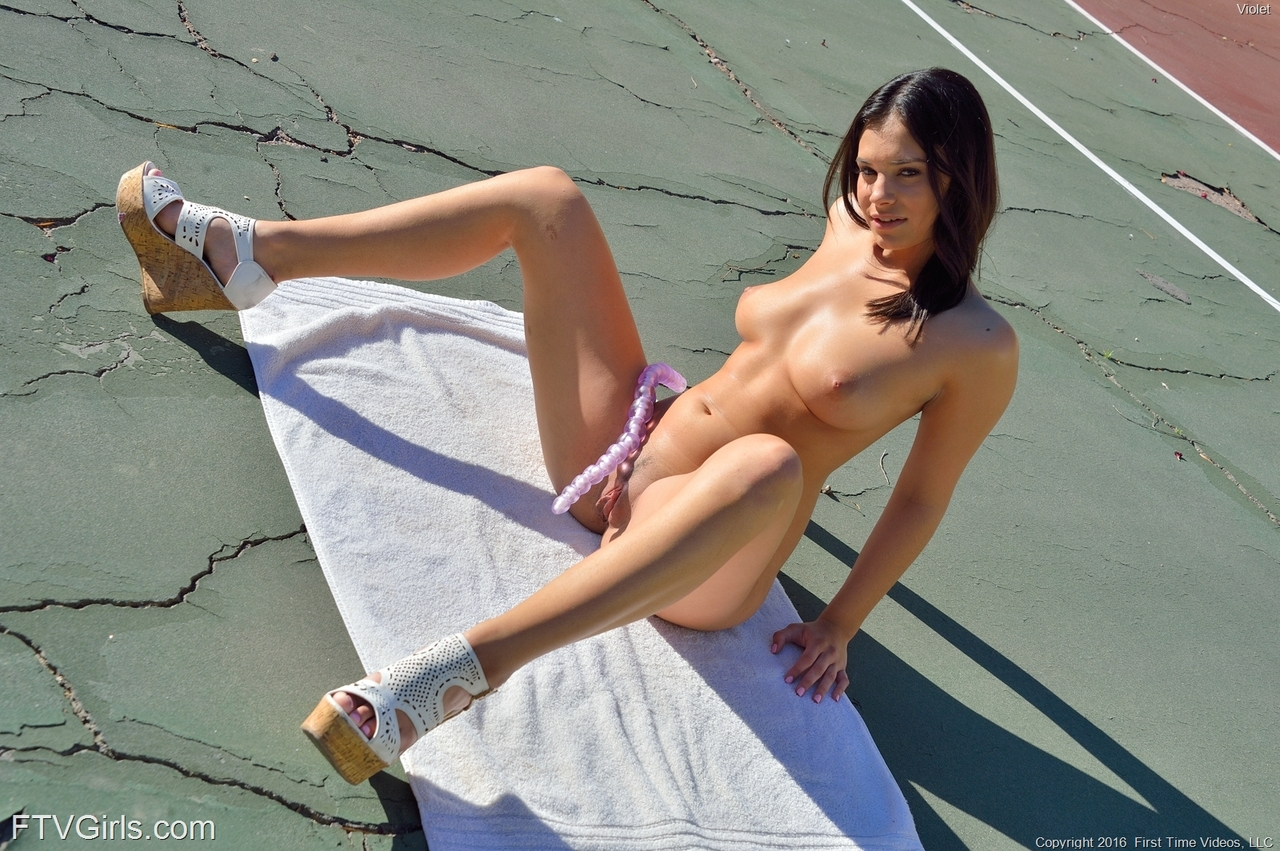 Tennis star females Nude