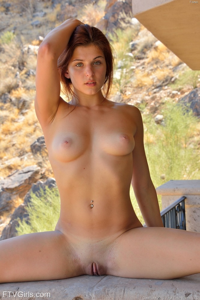 Gorgeous landscape brown slut twat glad