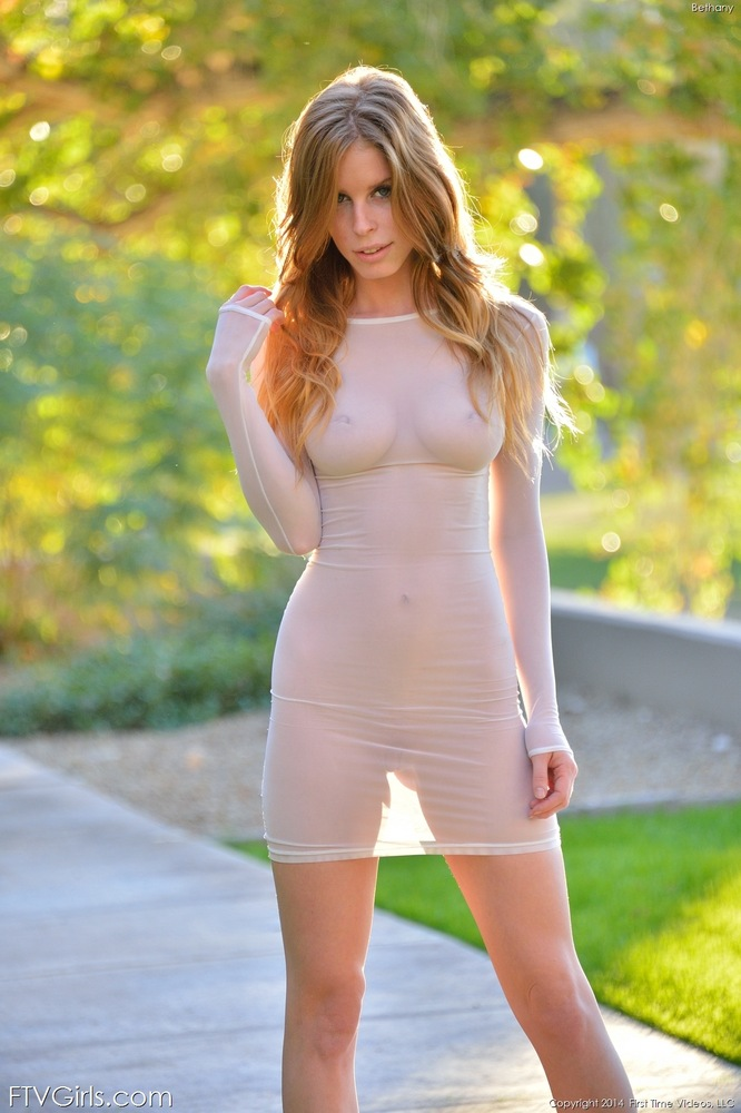 Skin tight dress porn
