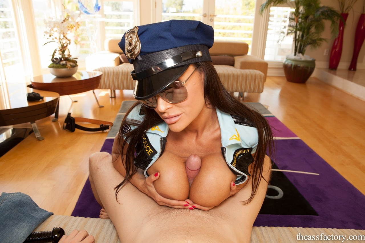 Lisa Ann Fucks Black Guy
