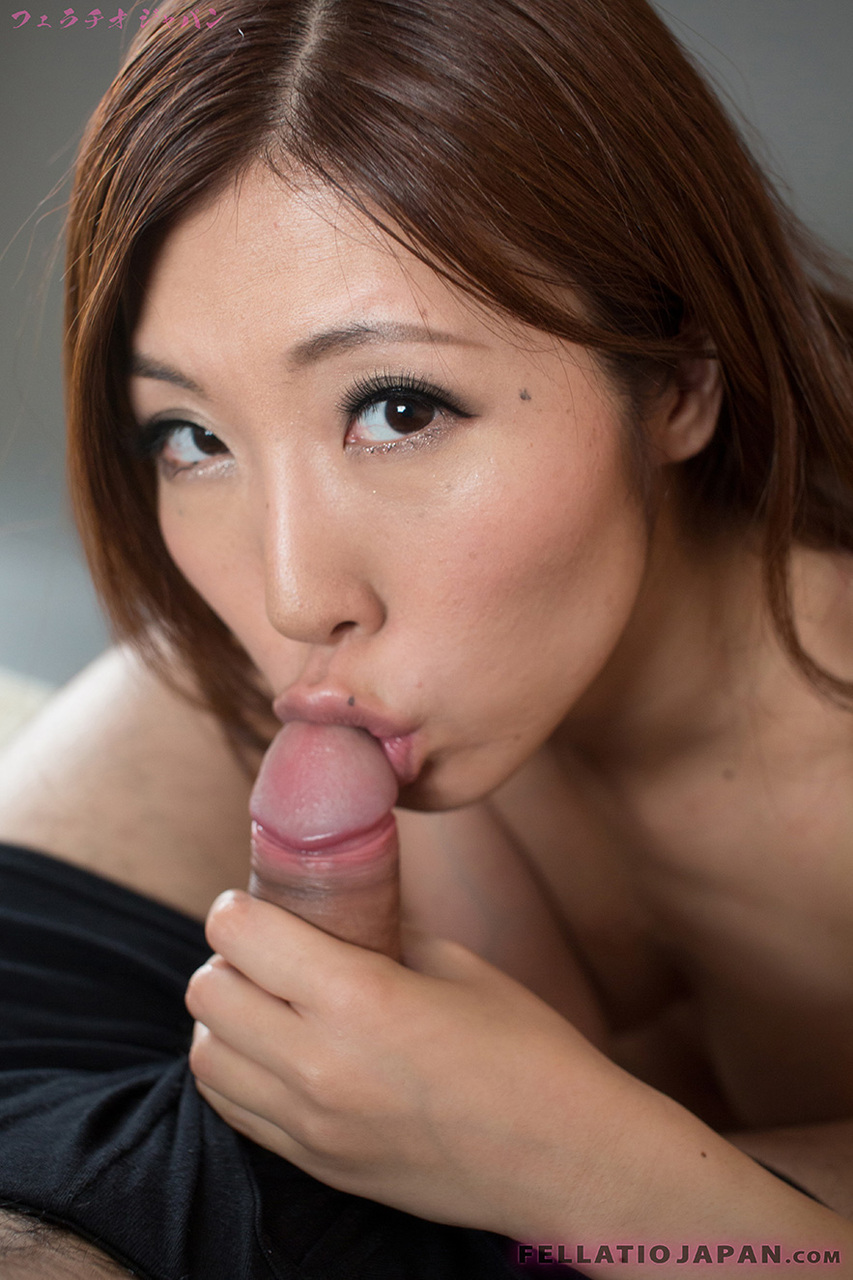 Blowjob asian video does