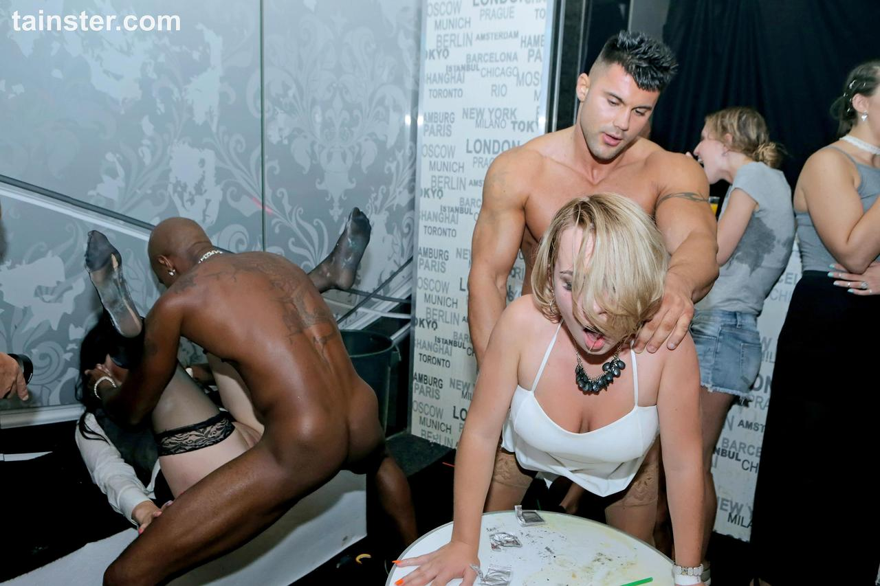 Interracial drunk gallery