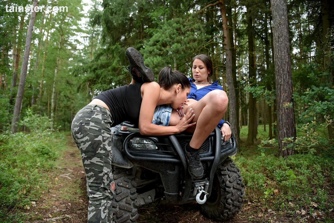 Sex on atv not