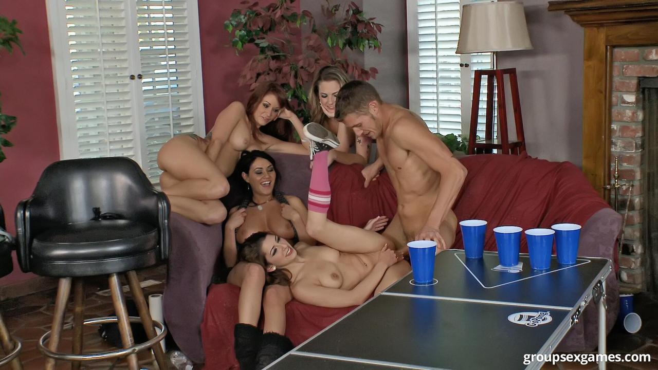 ... Four Euro sluts bang two boys during an afternoon of group sex fucking  ...