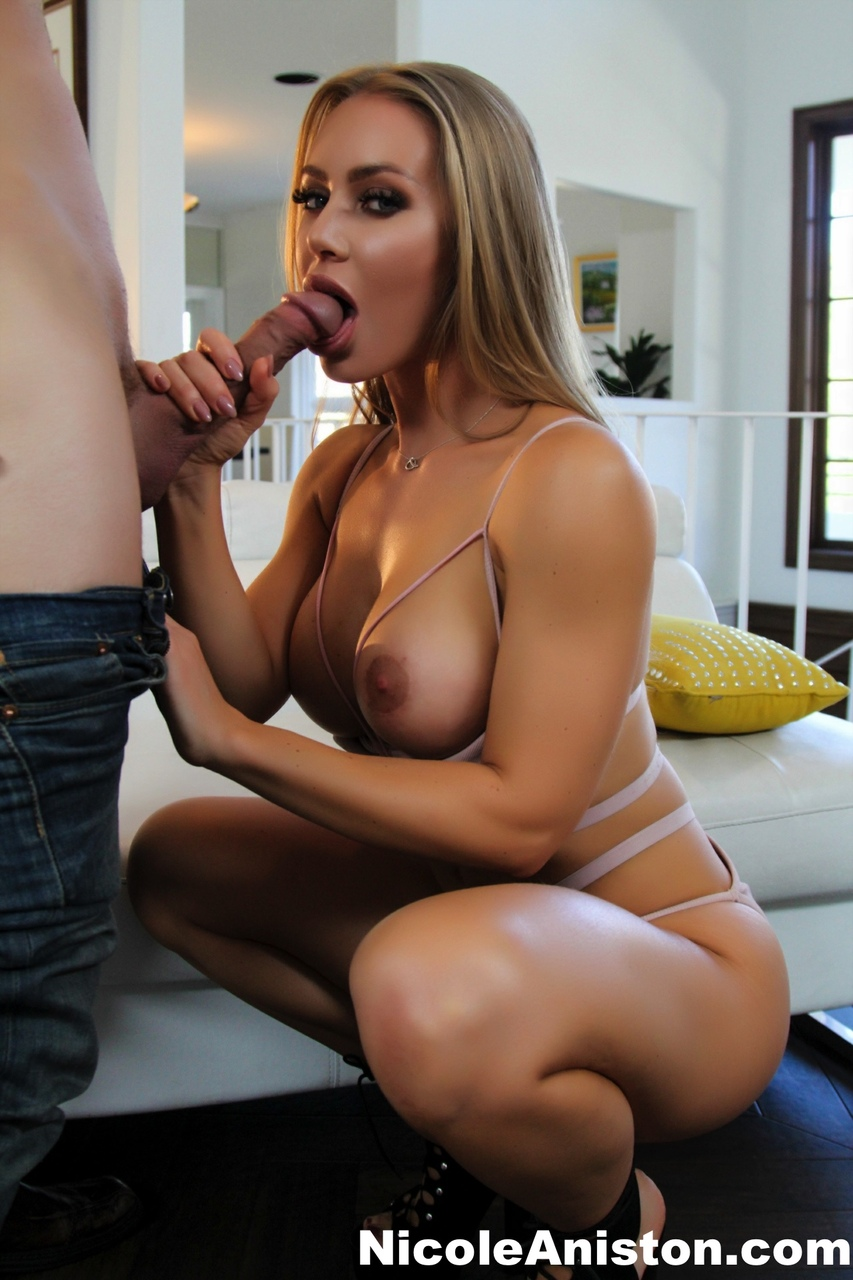 Super Hot Blonde Made Me Cum