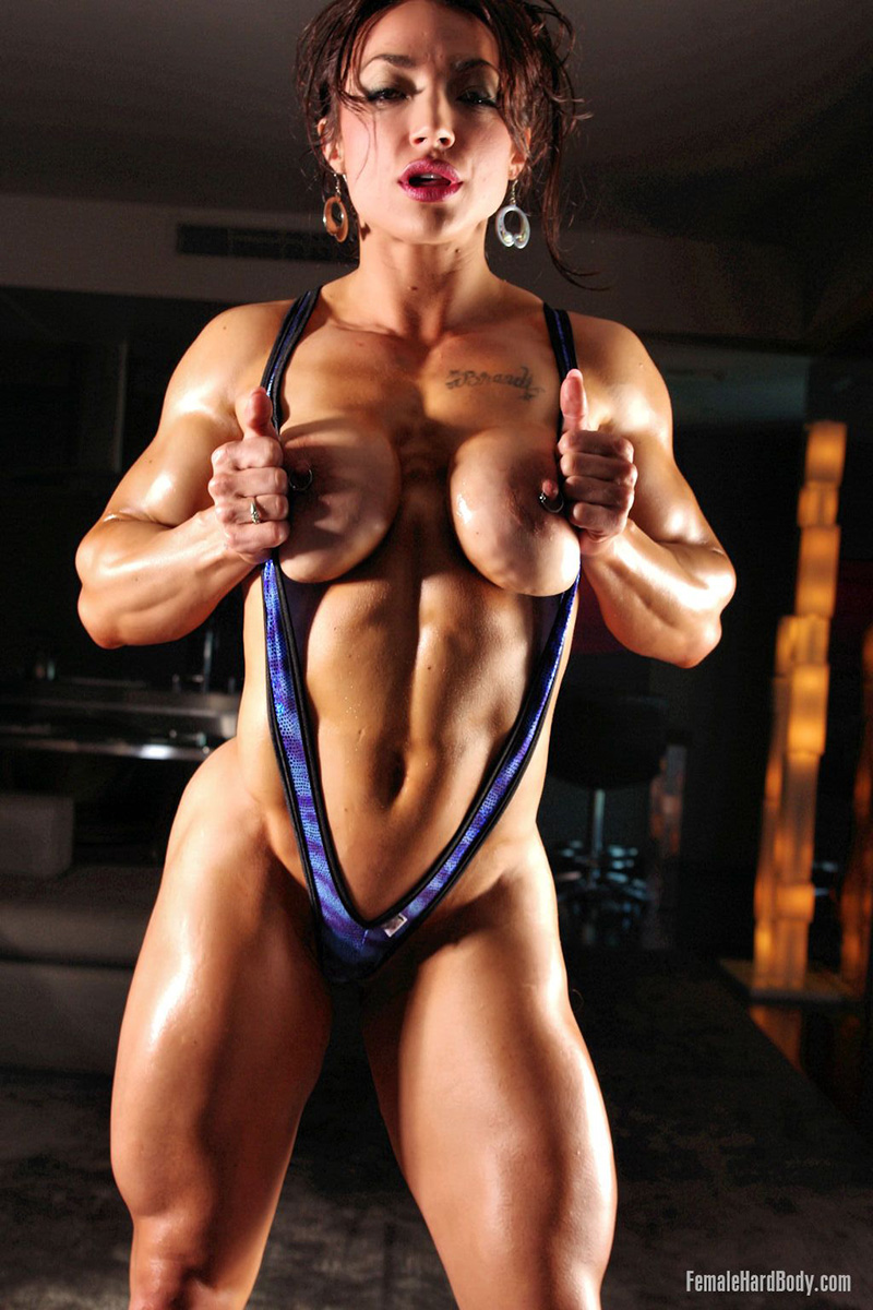 Agree, the Female bodybuilding bikini nude