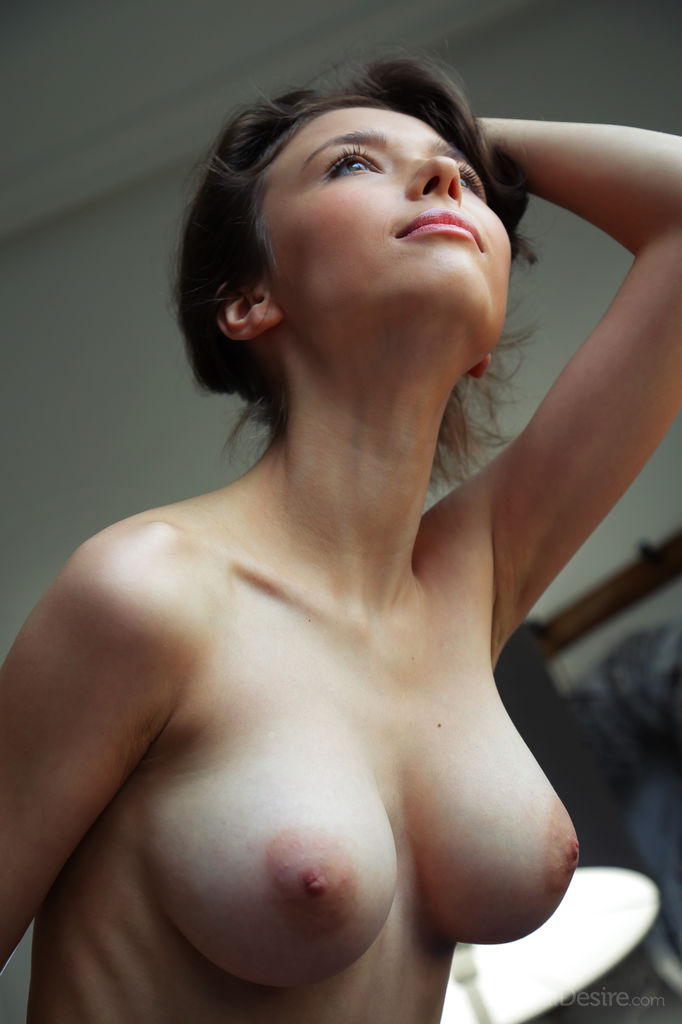 Nude women with nice tits