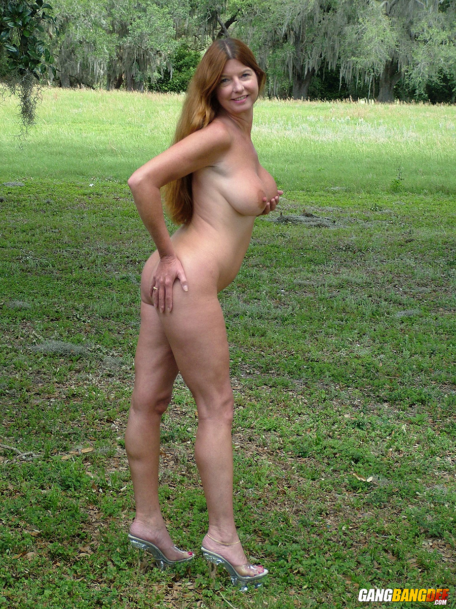 All Sexy mid age milf naked