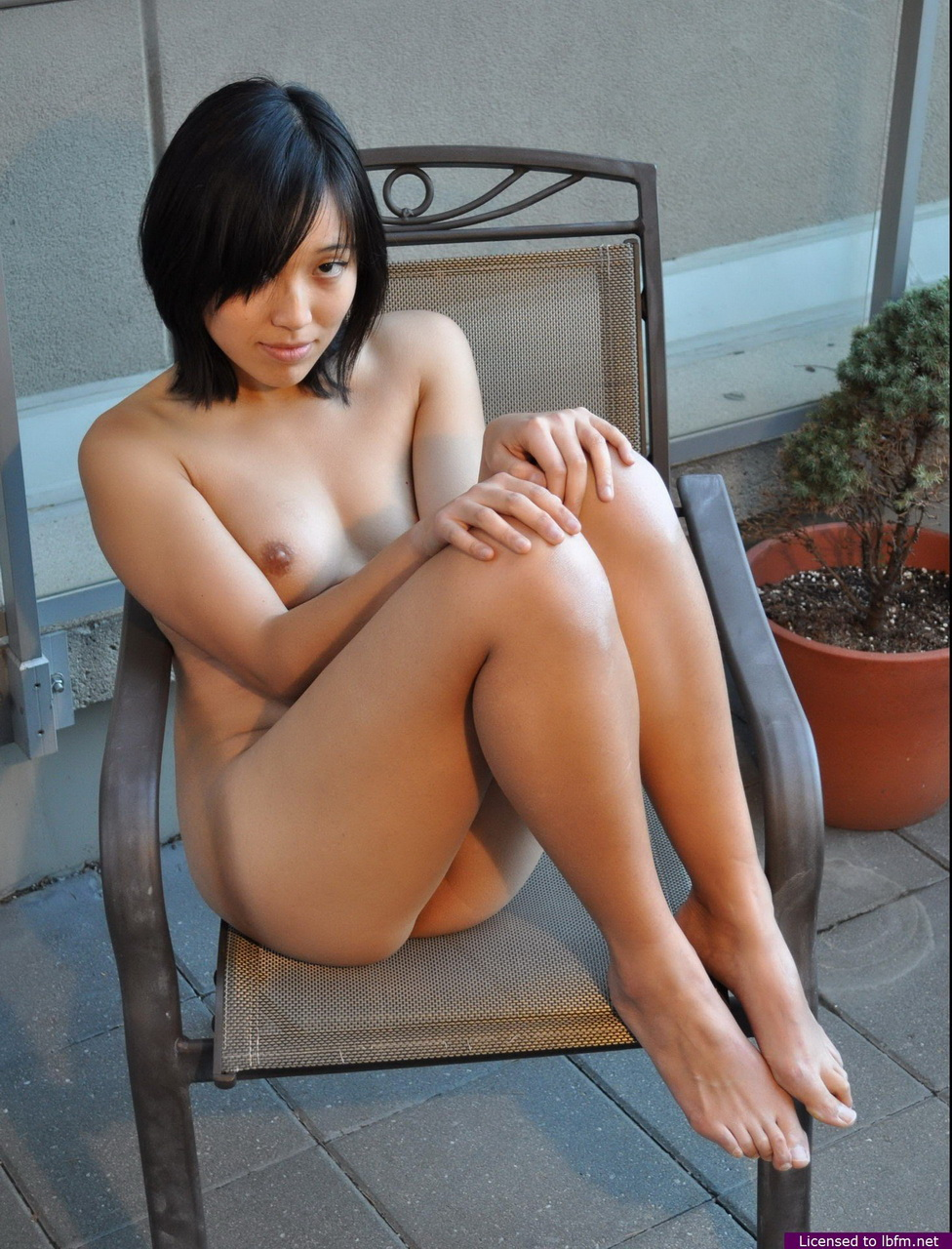 And Nude asian girl chair you hard