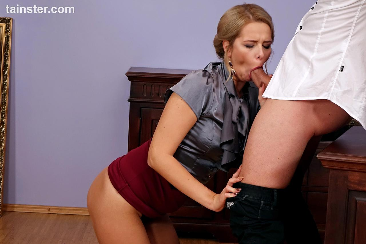 boss and secretary sex