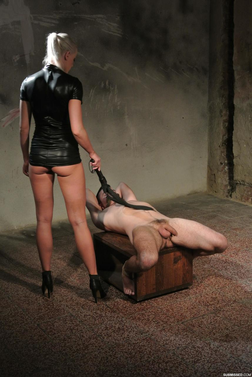 Kendra Amadahy Whipping Her Slave