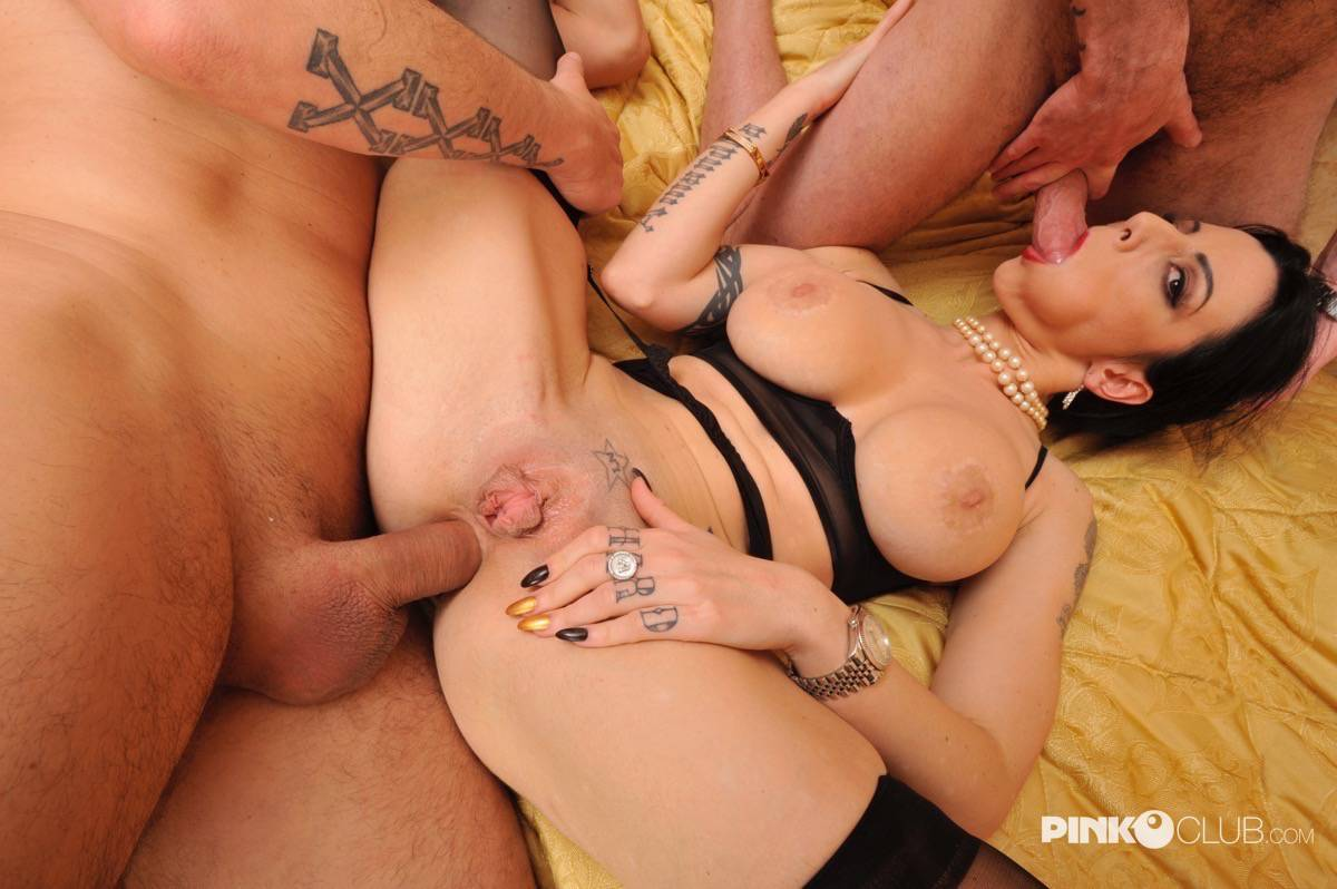 Amandha fox - my first double-anal - official trailer