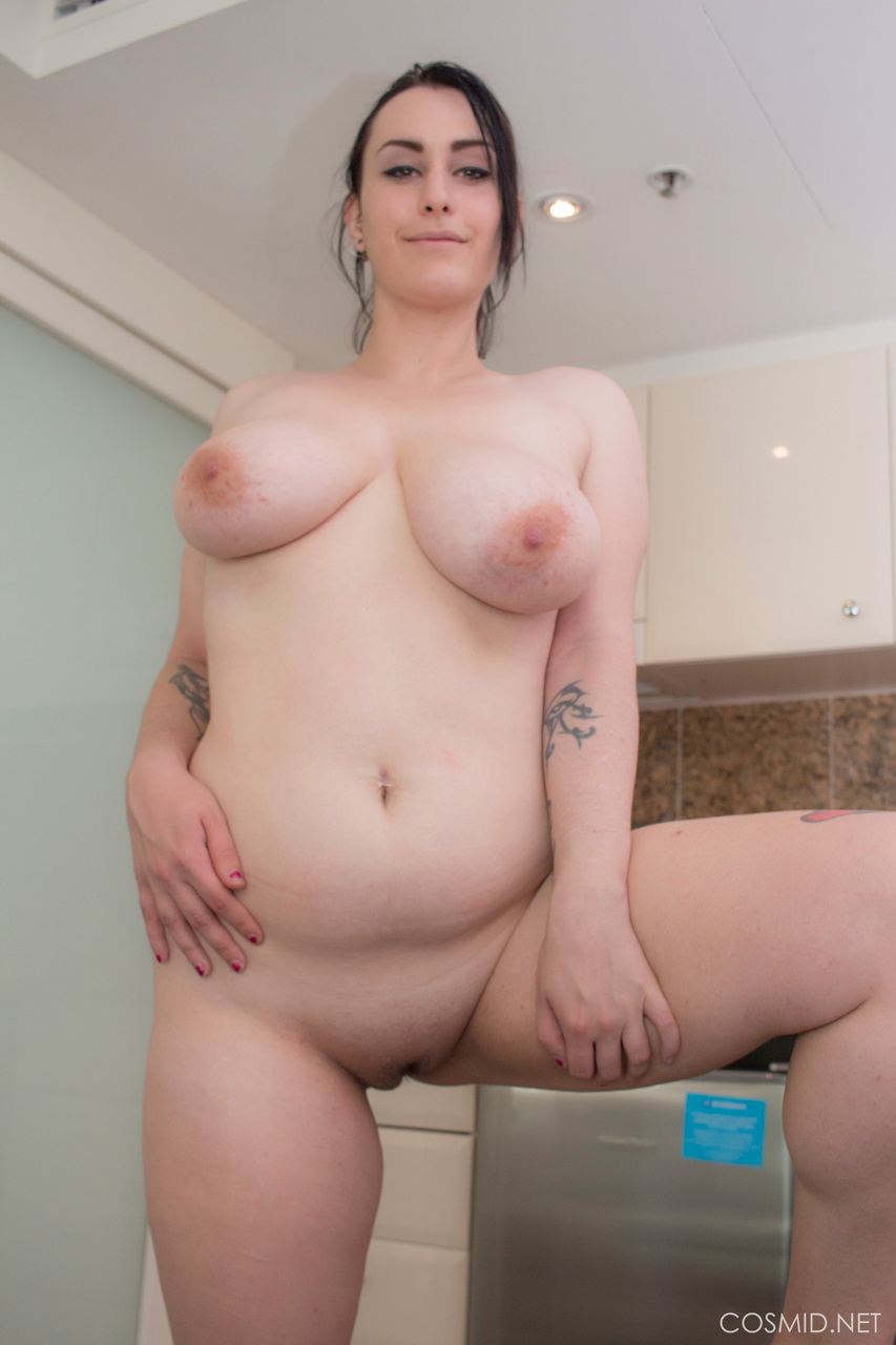 hot thicker naked girl