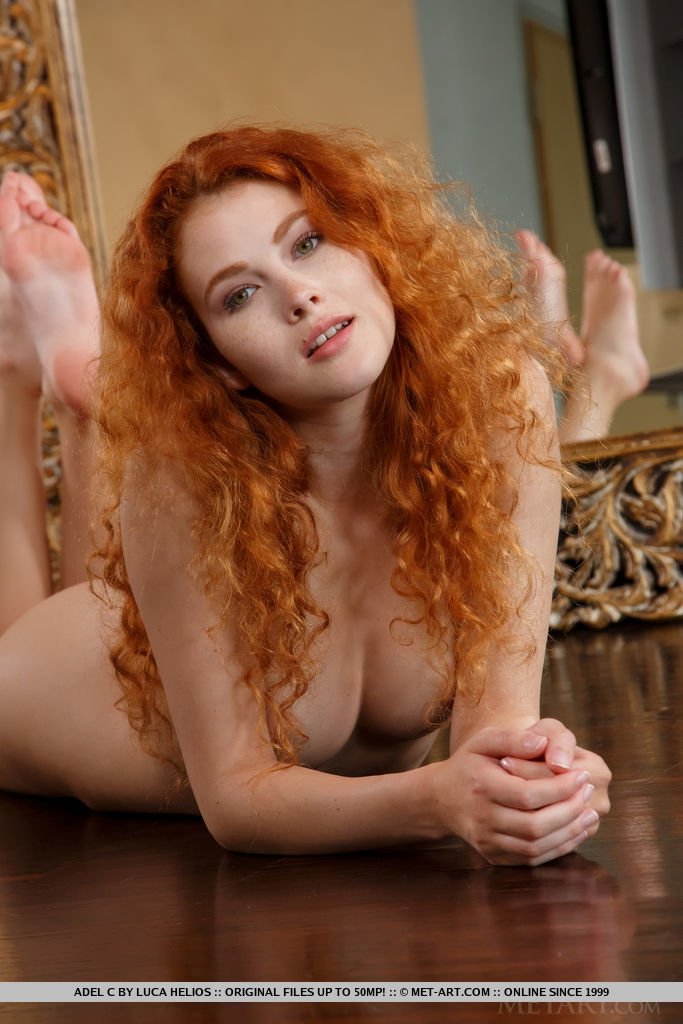 Consider, Ginger girl nude sexy can not