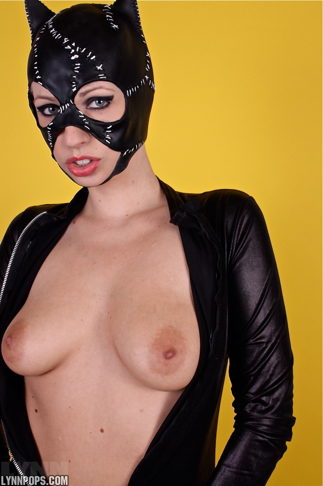 Bdsm Cat Costume Catwoman FreeXcafe 1