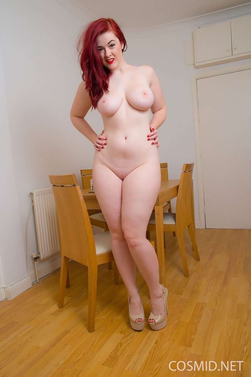 Naked Redhead Girls With Big Tits