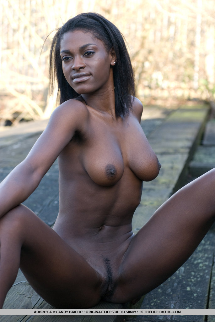 Free black girls naked