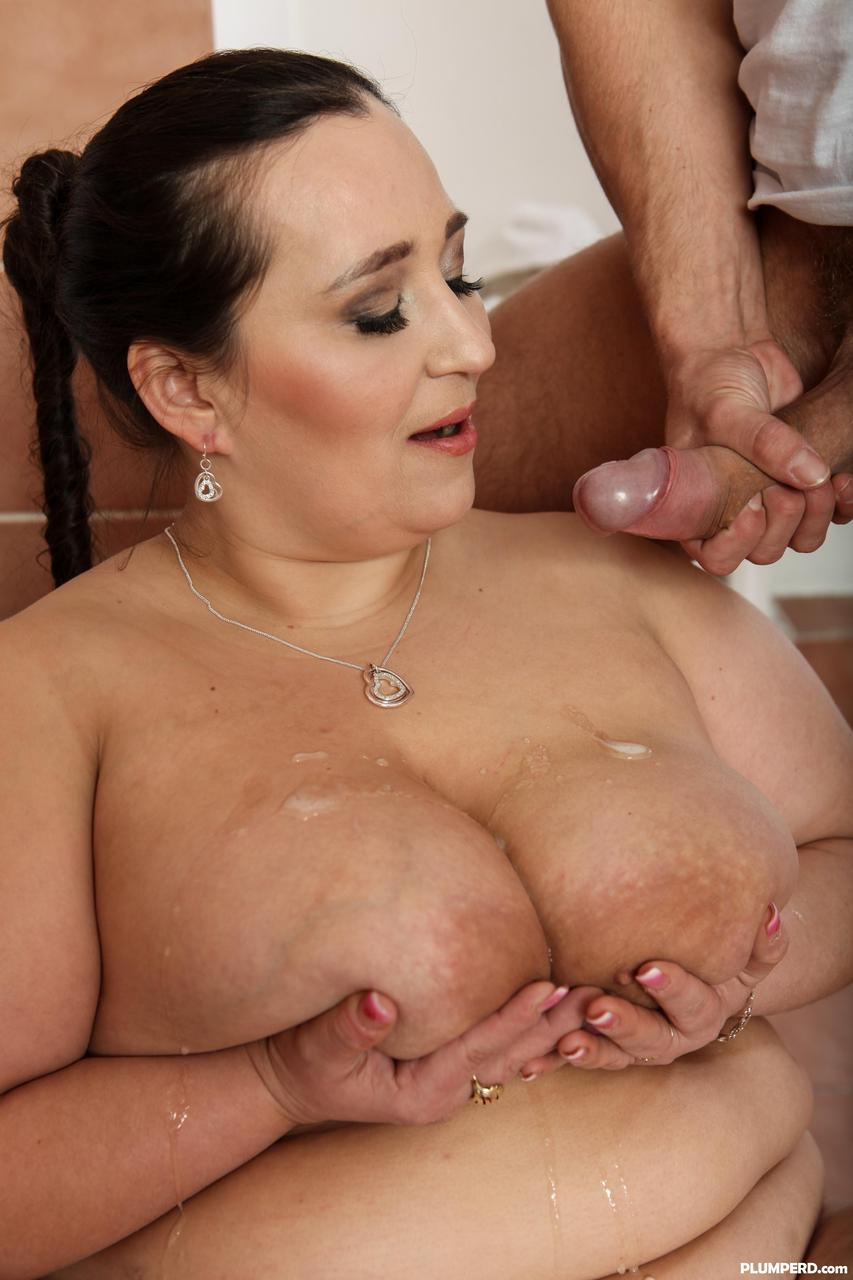Rather valuable bbw cum naken