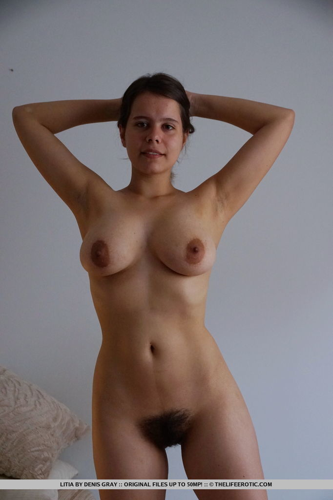 German huge tits