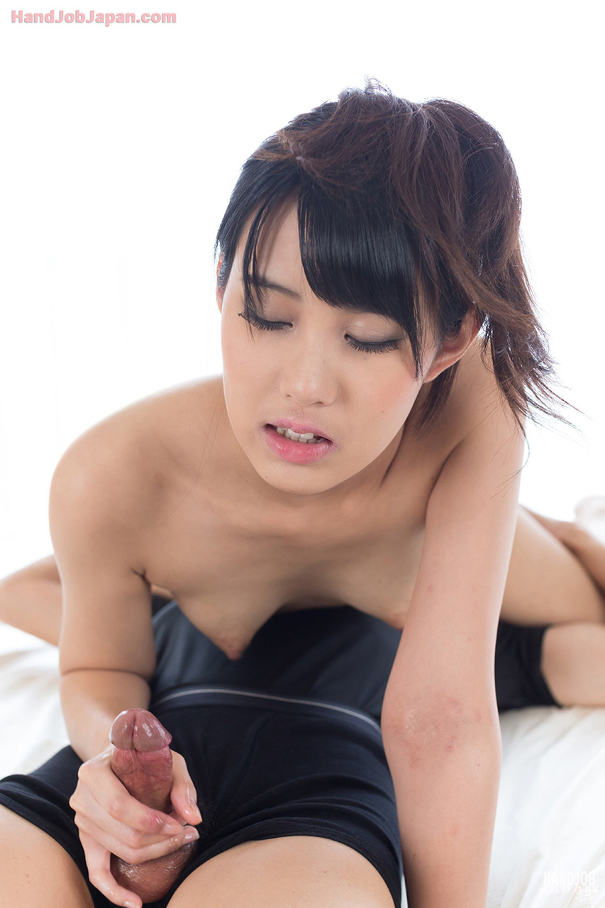 Nude asian handjob pity