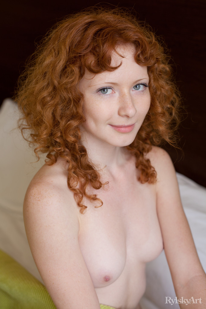 Redhead freckle pale girls remarkable