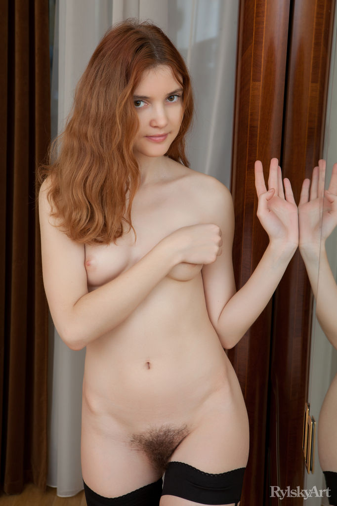 Charming idea The most beautiful redhead nude opinion
