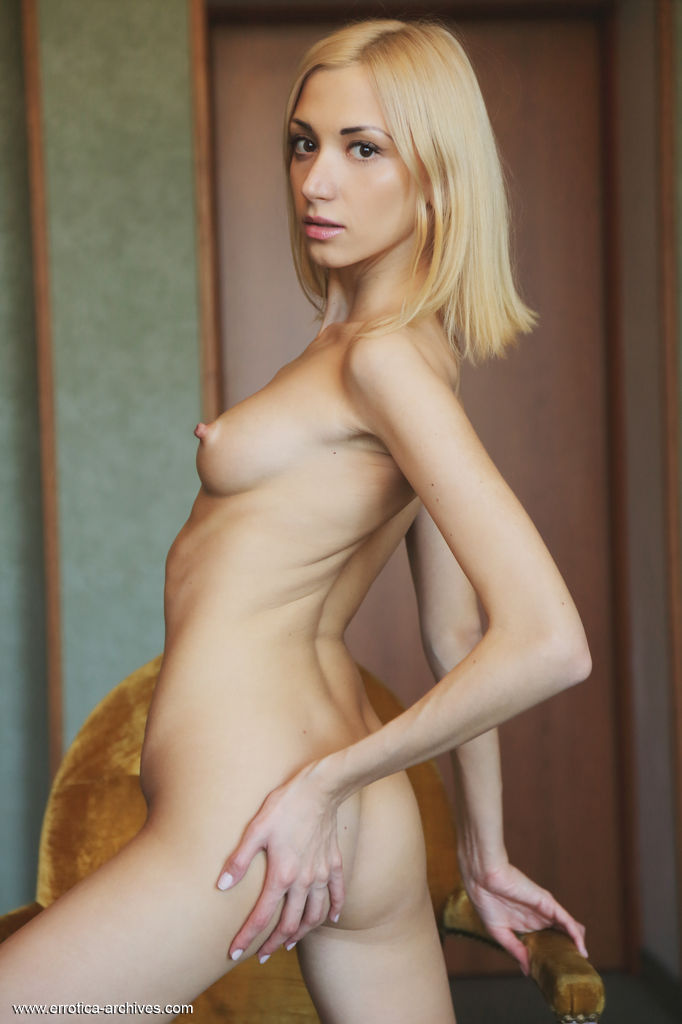 Sexy naked thin girls