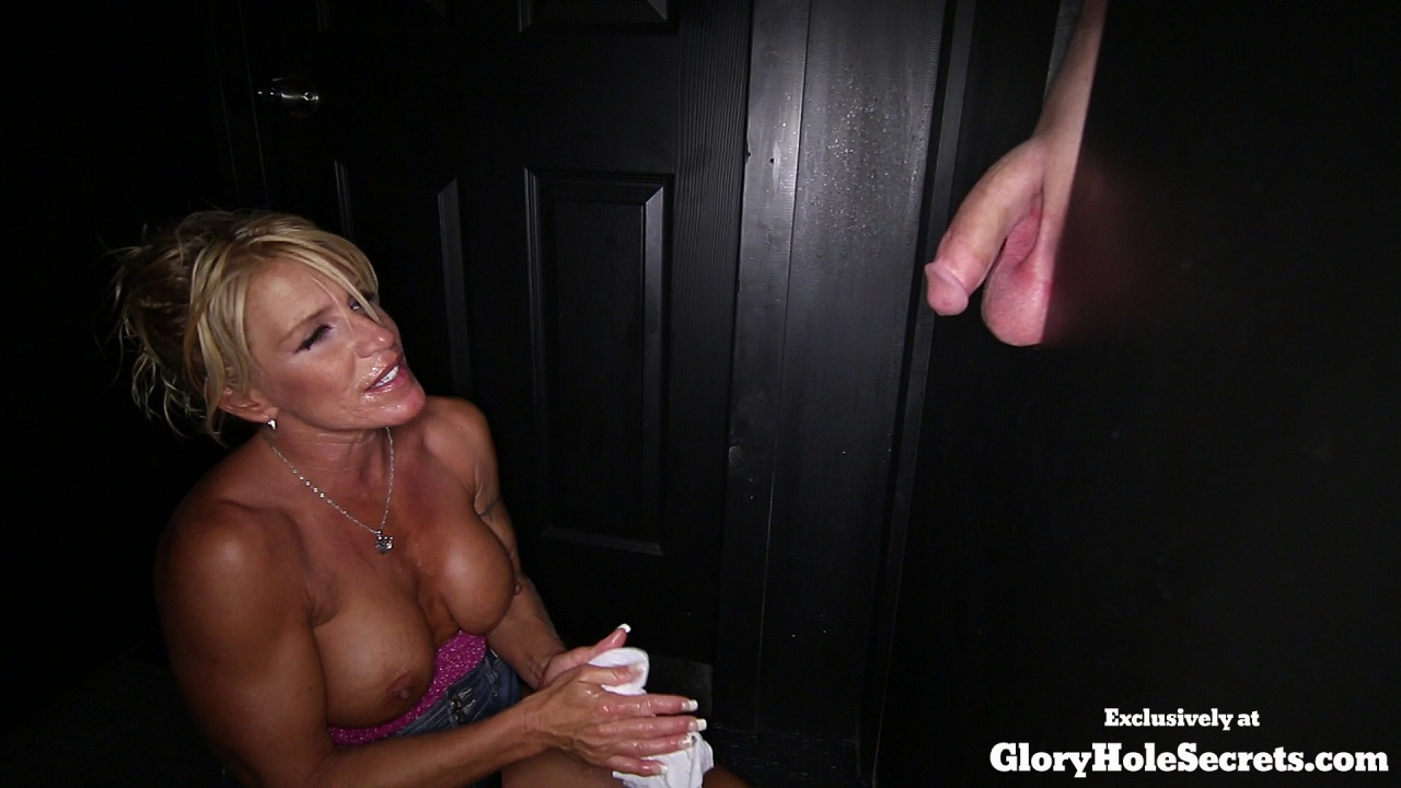 suck off gloryhole Multiple