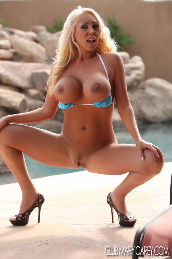 Confirm. agree mary carey big boobs