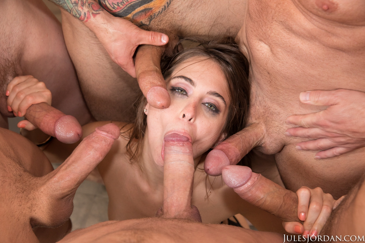 Riley reid blowbang