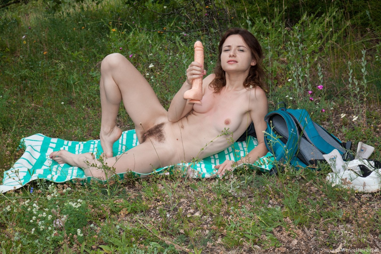 Hairy pussy nudist agree, the